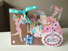 From cricut imagine yummy& imagine more cards