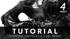 Curl Noise in Xpresso (Without X-particles) - CINEMA 4D TUTORIAL on Vimeo