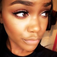 """""""False eyelashes should only come out at night."""" 