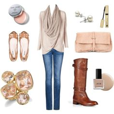Comfy Cozy Chic, created by kristinethier on Polyvore