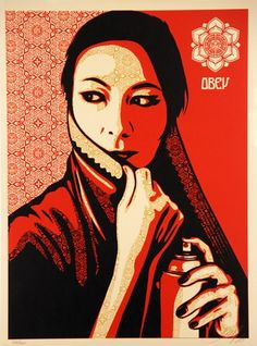 Beautiful losers- Shepard Fairey