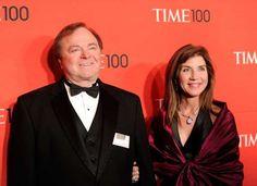 Harold Hamm y Sue Ann - AP Photo/Evan Agostini
