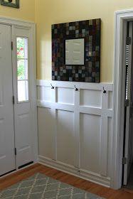 all things DIY: Foyer/Entryway Remodel