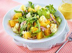 Unser beliebtes Rezept für Schneller Asiasalat mit Mango und mehr als 55.000 weitere kostenlose Rezepte auf LECKER.de.