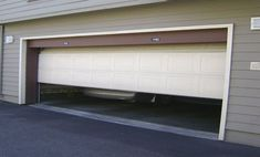 Does your Garage door not open or close as it should? Contact our emergency service for sectional door repair in Brighton and request a same-day repair immediately! Buy A Garage, Garage Doors For Sale, Electric Garage Doors, Garage Door Company, Diy Garage Door, Garage Door Springs, Overhead Garage Door, Garage Door Makeover, Garage Ideas