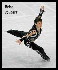 brian-joubert Brian Joubert, Pairs Figure Skating, Fire And Ice, Ice Skating, Skate, Dancer, Wonder Woman, Costumes, Superhero
