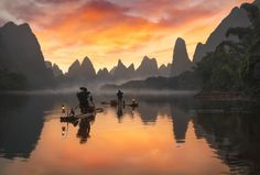 Legend of Li River by Daniel Metz