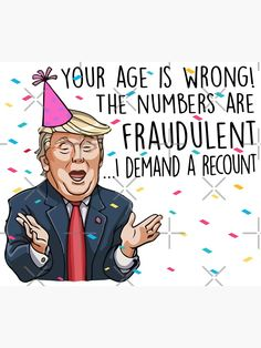 Happy Birthday Wishes Quotes, Trump Birthday, Happy Birthday Quotes, Happy Birthday Greetings, Funny Birthday Cards, Cool Birthday Wishes, Birthday Wuotes, Happy Birthday Funny Images, Happy Birthday Man Funny