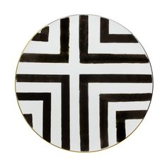 Discover the Christian Lacroix Sol Y Sombra Charger Plate at Amara