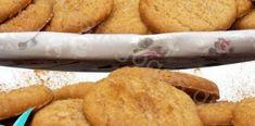 Πεντάνοστιμα τραγανά μπισκότα κανέλας French Toast, Potatoes, Bread, Vegetables, Breakfast, Ethnic Recipes, Food, Gastronomia, Morning Coffee
