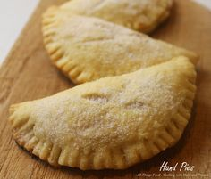 Cooking With Mary and Friends: Hand Pies #Thanksgiving #Dessert