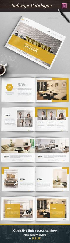 Multipurpose Brochure / Catalogue Template InDesign INDD. Download here: http://graphicriver.net/item/multipurpose-brochure-catalogue-template/15690117?ref=ksioks