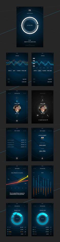 15 présentations d'applications mobiles remarquables pour leur qualité | BlogDuWebdesign