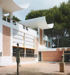 10 Questions With... Silvio d'Ascia   Maeght Foundation. #design #interiors #interiordesignmagazine #projects #outdoors