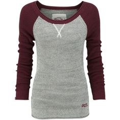 Thermal baseball tee - YES! The neck it too wide but I'm sure I'll stuff like unto it in the guys section on the website.