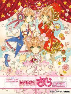 """""""Card Captor Sakura"""" Exposición"""