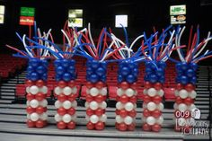 Balloons by Tommy - Photo Gallery - Columns