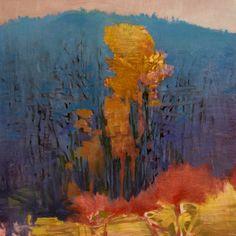 November Dusk Study oil on panel Randall David Tipton Impressionist Landscape, Watercolor Landscape, Abstract Landscape, Landscape Paintings, Watercolor Art, Abstract Art, Contemporary Landscape, American Artists, Original Art