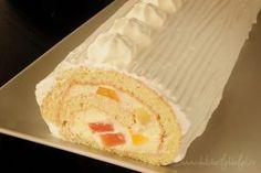 rulada-diplomat-4 - Dulciuri fel de fel Biscuits, Yum Yum, Food And Drink, Cheese, Cooking, Cake, Holiday, Cream, Sweet Treats