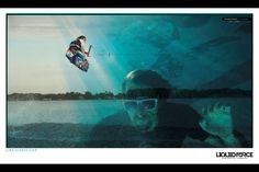Shane Bonifay on Liquid Force Shane 2014