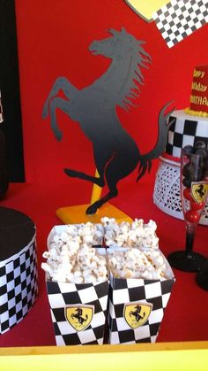 Ferrari Birthday Party Ideas | Photo 3 of 14