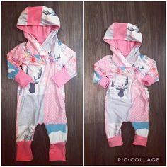 Adjust the size as your little one grows Hoods, Rain Jacket, Windbreaker, Rompers, Clothing, Jackets, Fashion, Outfits, Down Jackets