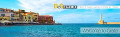 B&S. CRETE LUXURY TRAVEL SERVICES: Our Company provide Transfer / Excursions / Tour services all over in Crete