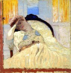 French painter Édouard Vuillard, in full Jean-Édouard Vuillard (born Nov. 11, 1868, Cuiseaux, France—died June 21, 1940, La Baule)