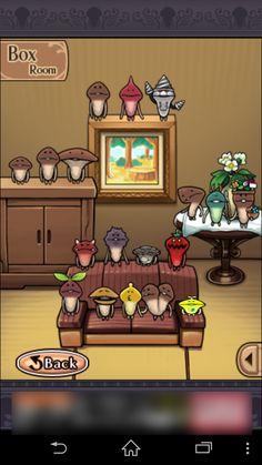 Mushroom Garden (Game) : Let's Grow Funny and Cute Mushroom, 'Nameko!