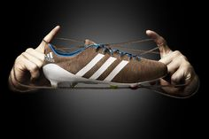 Adidas Samba Primeknit - the world's first knitted football boot