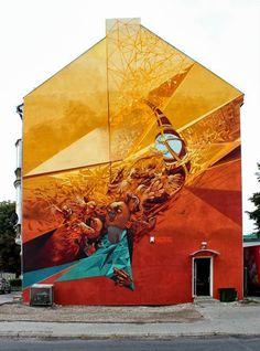 Bezt, Pener, Sainer & Tone of Etam Cru #streetart #etam #urbanart #streetart jd