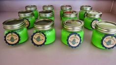 Ectoplasm Ghostbusters Slime Party Favors