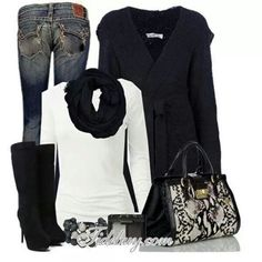 Winter outfit...I will be buying something like this for holiday parties