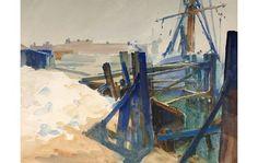 Watercolours | The Archibald Knox Society