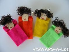 Fun for a sleepover party craft!