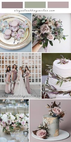 romantic lavender and lilac shades of purple and sage wedding colors Mumu Wedding, Tulle Wedding, Wedding Bridesmaids, Wedding Blog, Wedding Events, Weddings, Sage Wedding, Cream Wedding, Lilac