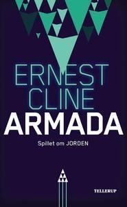 7 stars out of 10 for Armada - spillet om jorden by Ernest Cline  #boganmeldelse #bookreview #bookstagram #booknerd #booklife # book #books #bookworm #books #bookish #booklove #bookeater #bogsnak Read more reviews at http://www.bookeater.dk