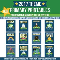 2017 Primary Theme: Choose The Right