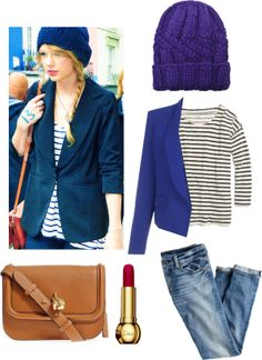 """Taylor Swift outfit"" by melissastyler99 on Polyvore"