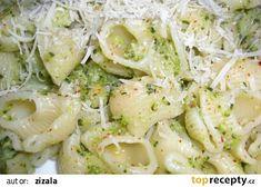 Orecchiette s brokolicí Potato Salad, Cabbage, Potatoes, Vegetables, Cooking, Ethnic Recipes, Kitchen, Potato, Cabbages