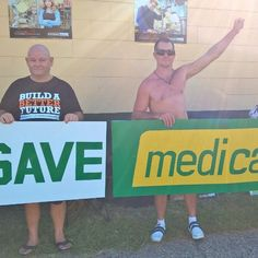 Don't even think of privatising Medicare Turnbull - we like it just the way it is! #savemedicare #betterfuture #proudtobeunion