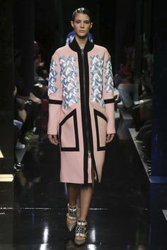 Peter Pilotto Ready To Wear Fall Winter 2014 London - NOWFASHION