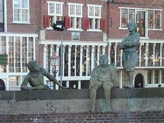the Netherlands, Hoorn.  'De Scheepsjongens van Bontekoe'