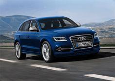 Audi Q5, un SUV (Sport Utility Vehicle) para la familia y el ocio.