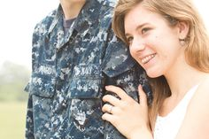 engagement photos! #navy #harknesspark