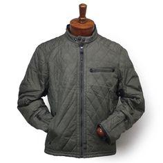 Polo Ralph Lauren ポロラルフローレン ナイロンキルティング ライダースジャケット【$595】 [新品] [061]