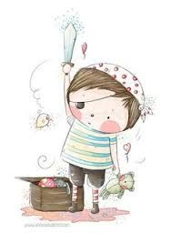 Image result for whimsy watercolour boy