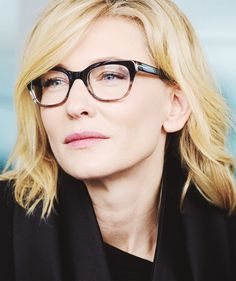 WOKE UP LIKE THIS Cate Blanchett is FLAWLESS.