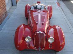 1939 Alfa Romeo 8C 2900 Touring Spyder