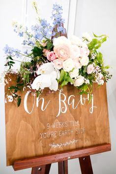 Gender Neutral Baby Shower Inspo Baby shower inspiration | pregnant | pregnancy | baby on board | mom to be | bump style | pregnancy | love | gender neutral | decor | baby shower decor | gender neutral baby shower ideas